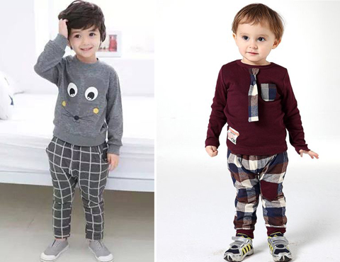 baju anak laki-laki import korea