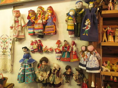 Russian Traditional Dolls