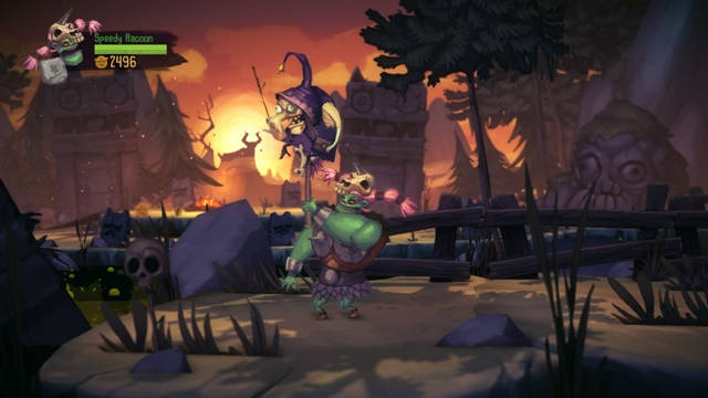 Zombie Vikings PC Full Español