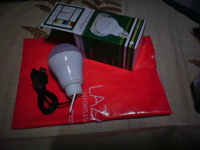 usb led bulb from lazada ph