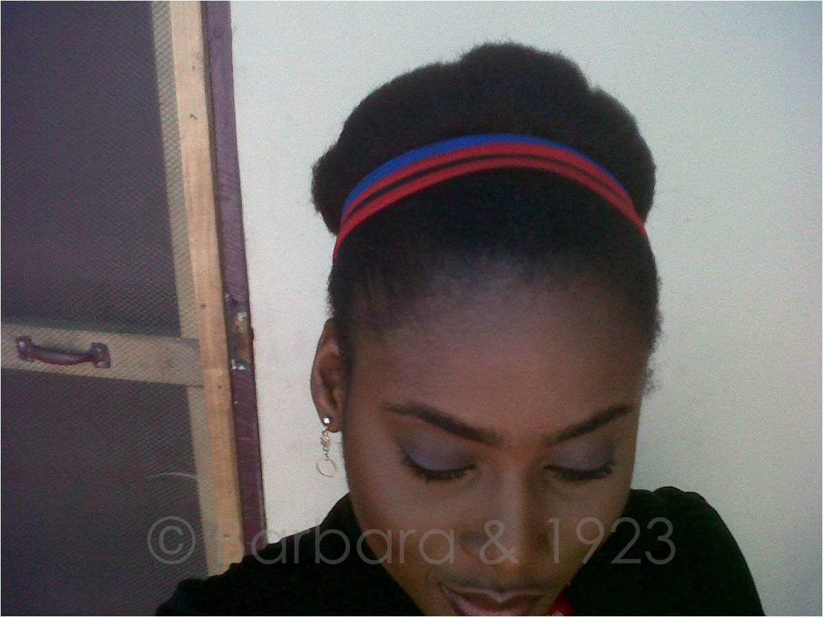 Natural Hair Bands