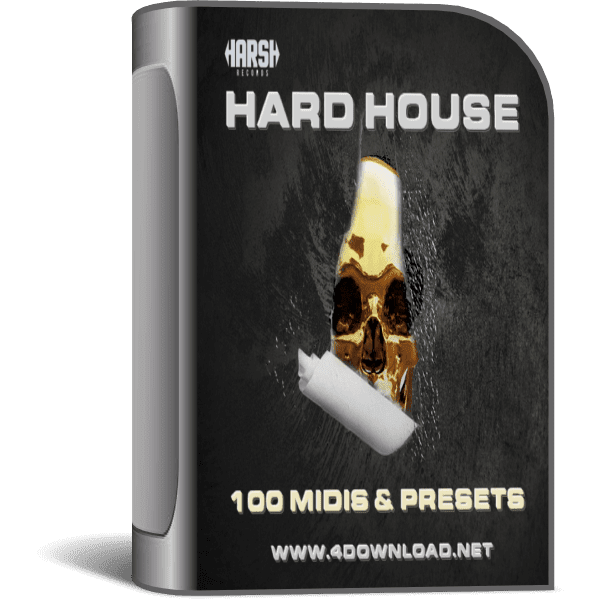 Download HARSH - Hard House 100 Sylenth1 Presets and Midis
