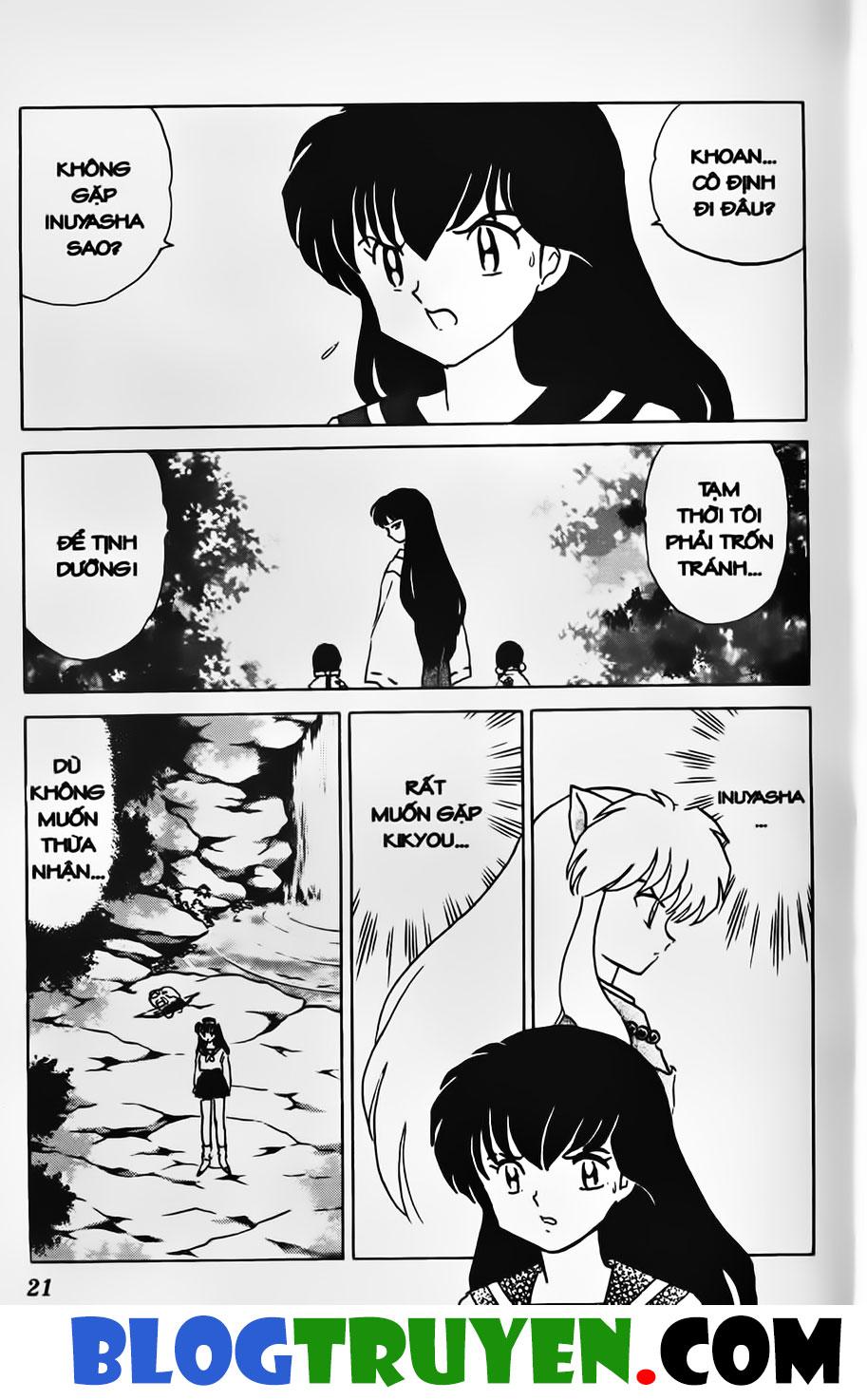 Inuyasha vol 32.1 trang 19
