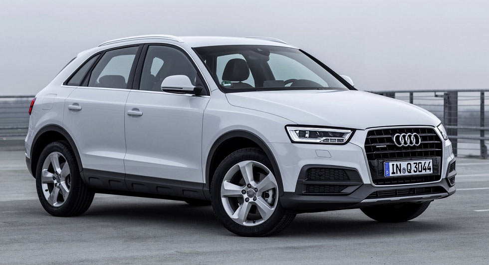 2019 Audi Q3 To Spawn Plug In Hybrid And Electric Variants