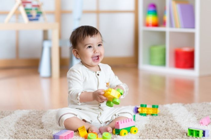 Perkembangan Otak Anak 1 Tahun