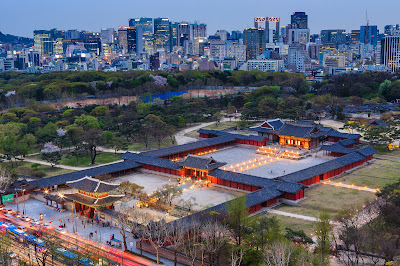 Bangunan Indah Istana Changgyeonggung