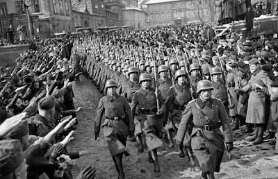 Image result for nazi invasion of czechoslovakia