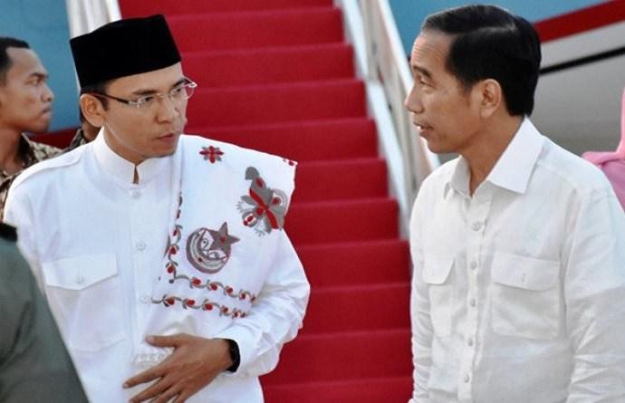 Jokowi - TGB