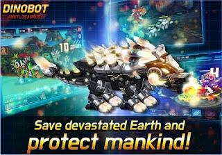 Free Download Dinobot: Ankylosaurus Android