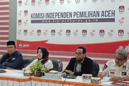 Di Banda Aceh Prabowo Tumbangkan Jokowi: 87,62% Vs 12,38%