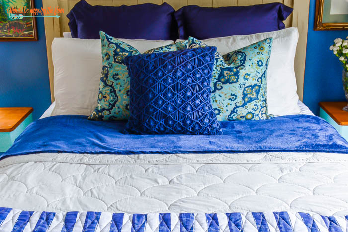 Guest Bedding