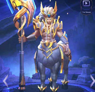Build Item Terbaik Hylos Mobile Legends Tank mematikan