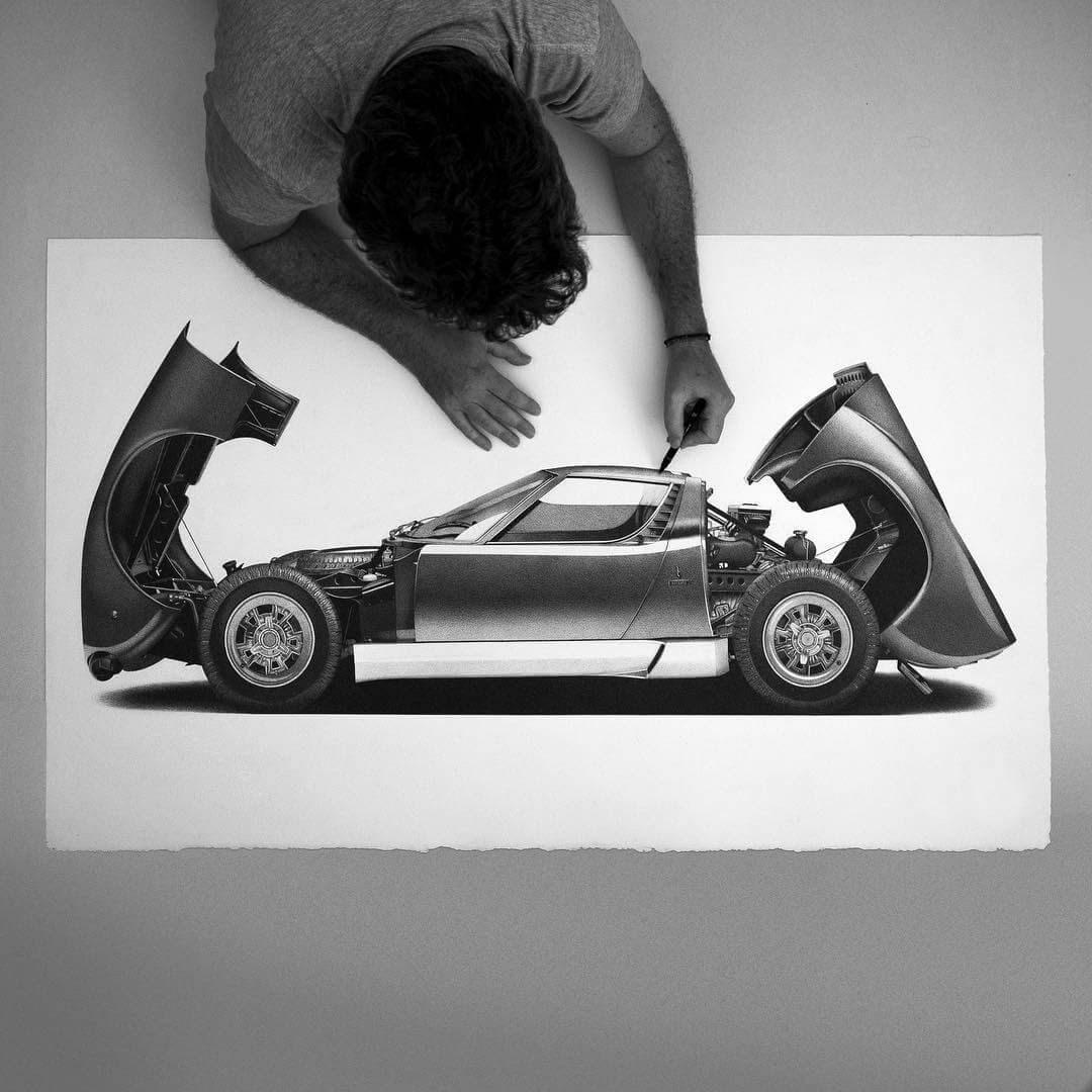 01-1970-Lamborghini-Miura-Alessandro-Paglia-Drawings-www-designstack-co