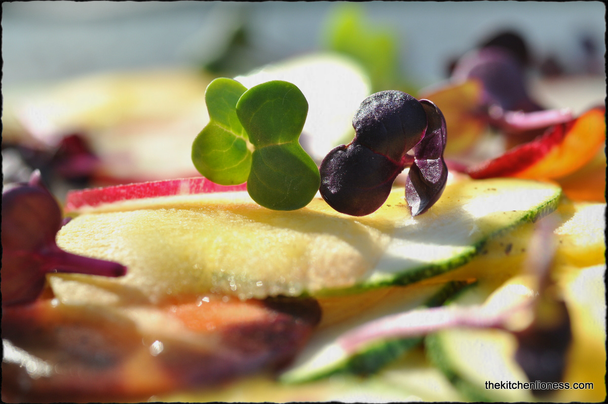 werden zucchinis geschält