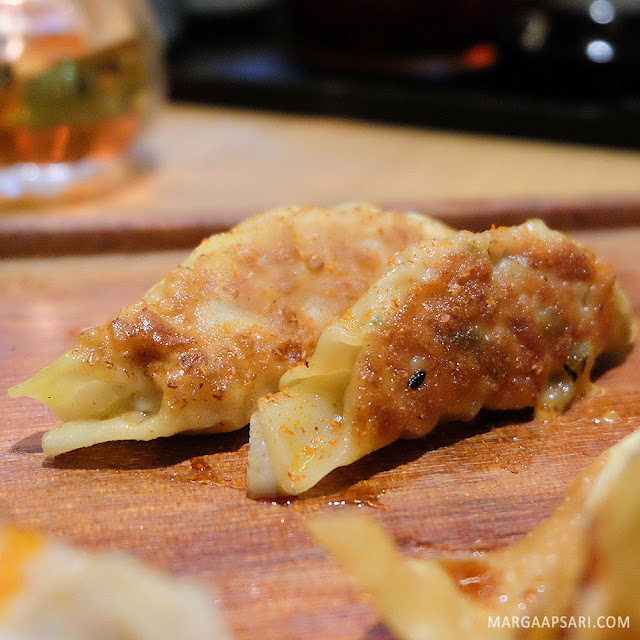 Classic Chicken Gyoza Bar Summarecon Mal Serpong, Tangerang
