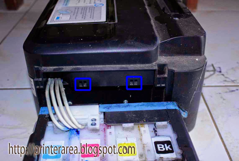 Cara Mengatasi Tinta Tidak Keluar Pada Epson L110 L300 L350 L355