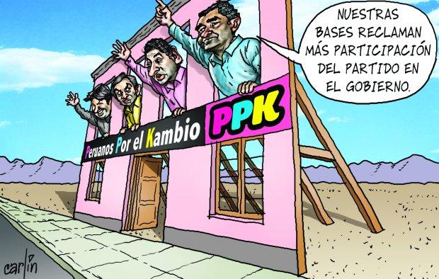 Carlincaturas Martes 7 Marzo 2017 - La República