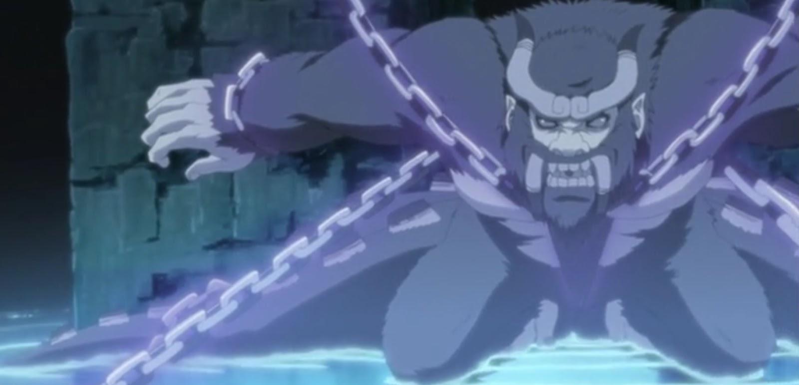 Naruto Shippuden: Episódio 326 – Quatro Caudas: O Eremita Rei dos Macacos