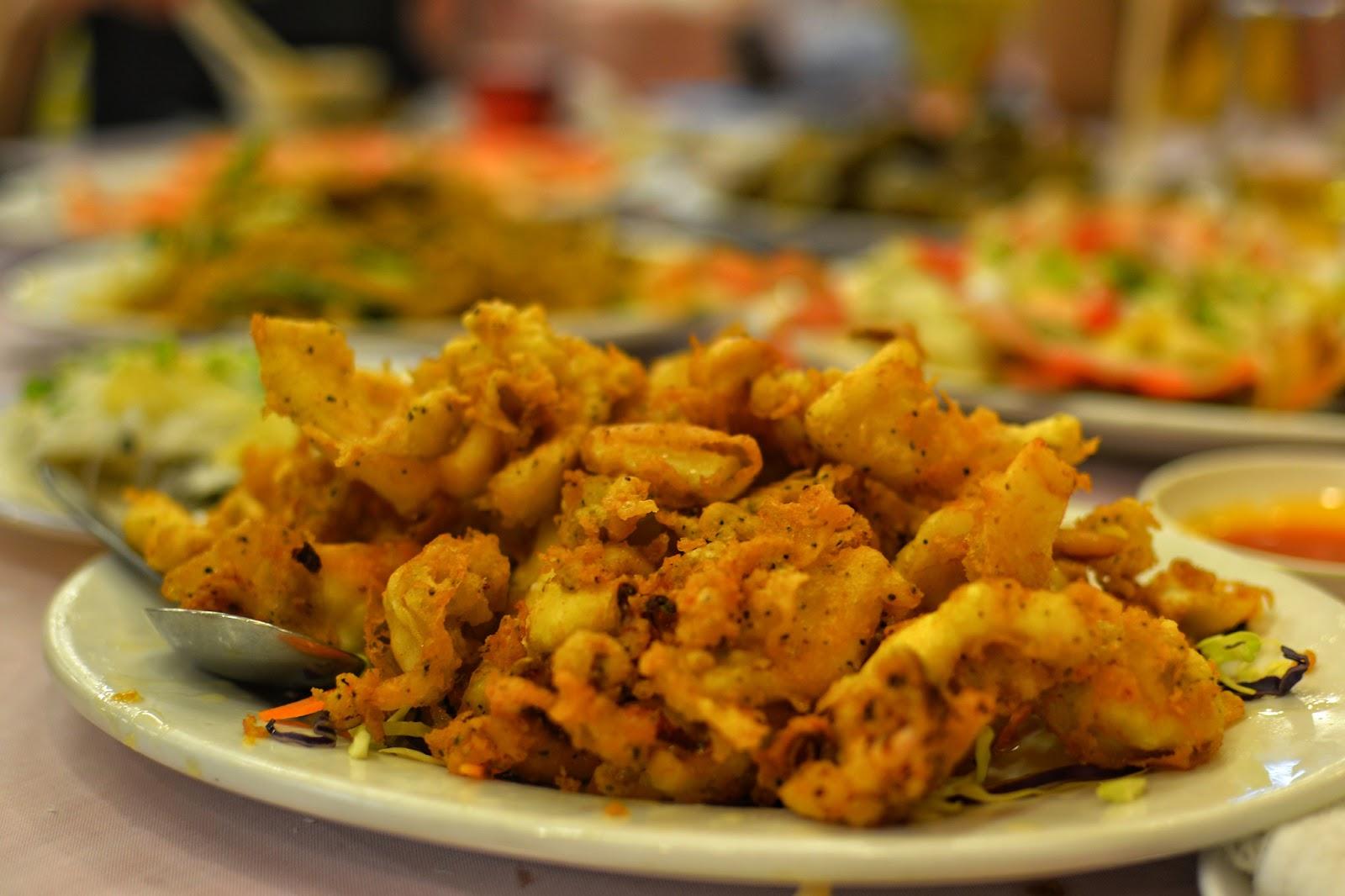 Lamma Hilton Shum Kee Seafood Restaurant