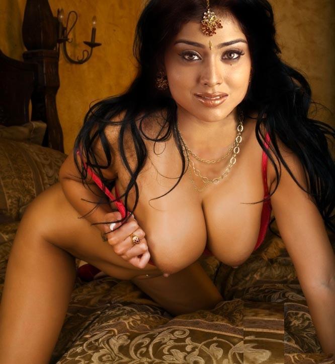 Hot Shreya Saran Nude Pic Gif