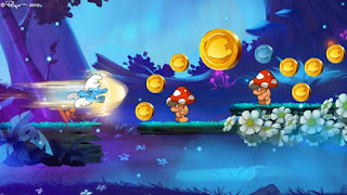 Smurfs Epic Run Android Apk