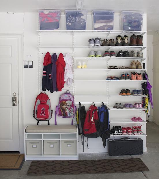 Operation Organization Sam Simply Organized Garage