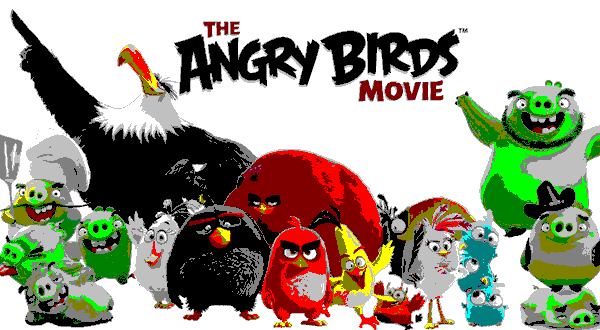 The Angry Birds Movie 2016 Englsih Movie Download Free HD DVDrip
