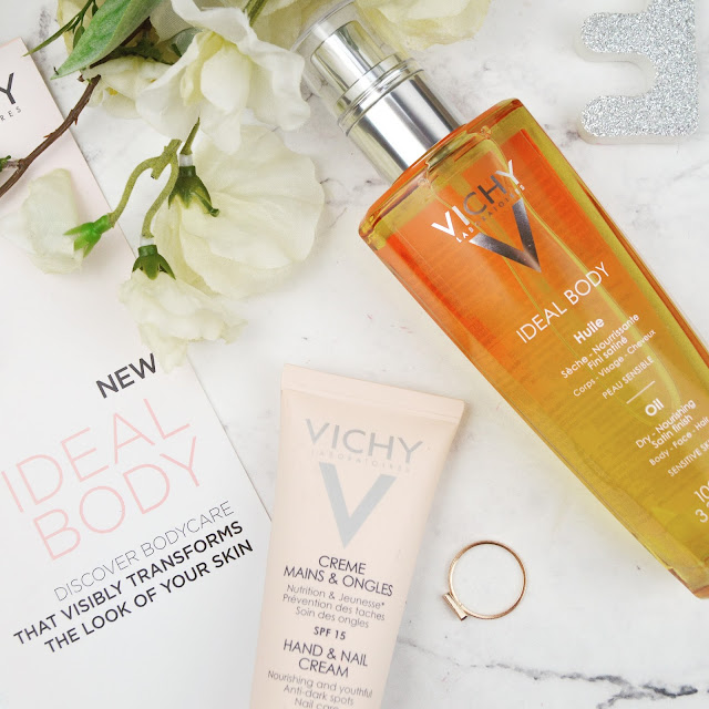 Lovelaughslipstick Blog - Vichy Laboratories New Ideal Body Skincare & Bodycare Range Review
