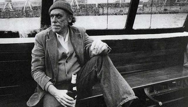 Inspirados por las mejores frases de Charles Bukowski