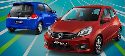 3 Perubahan Mesin Membuat New Honda Brio Lebih Bertenaga