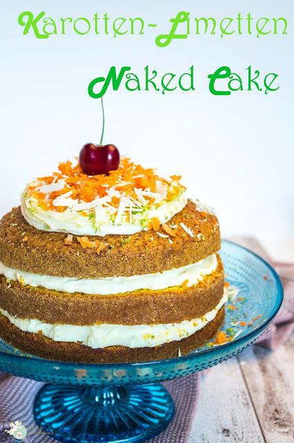Sommer Naked Cake