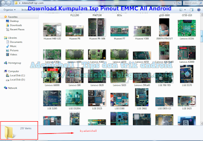 Download Kumpulan Isp Pinout EMMC All Android