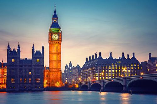 sista minuten to London