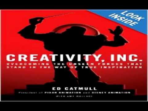 CREATIVITY INC EPUB MOBILISM - DOWNLOAD BOOK CREATIVITY, INC