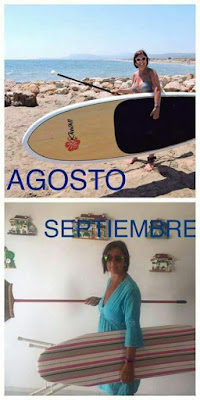 Agosto versus septiembre