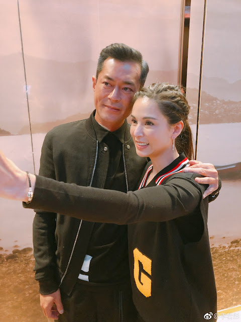 95 Condor Heroes 2019 Reunion Carman Lee Louis Koo