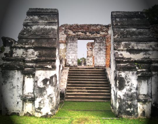 Foto Keraton kaibon (Banten)