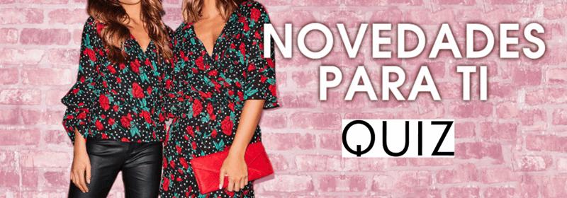 ¡La marca de moda británica QUIZ toma España por sorpresa!