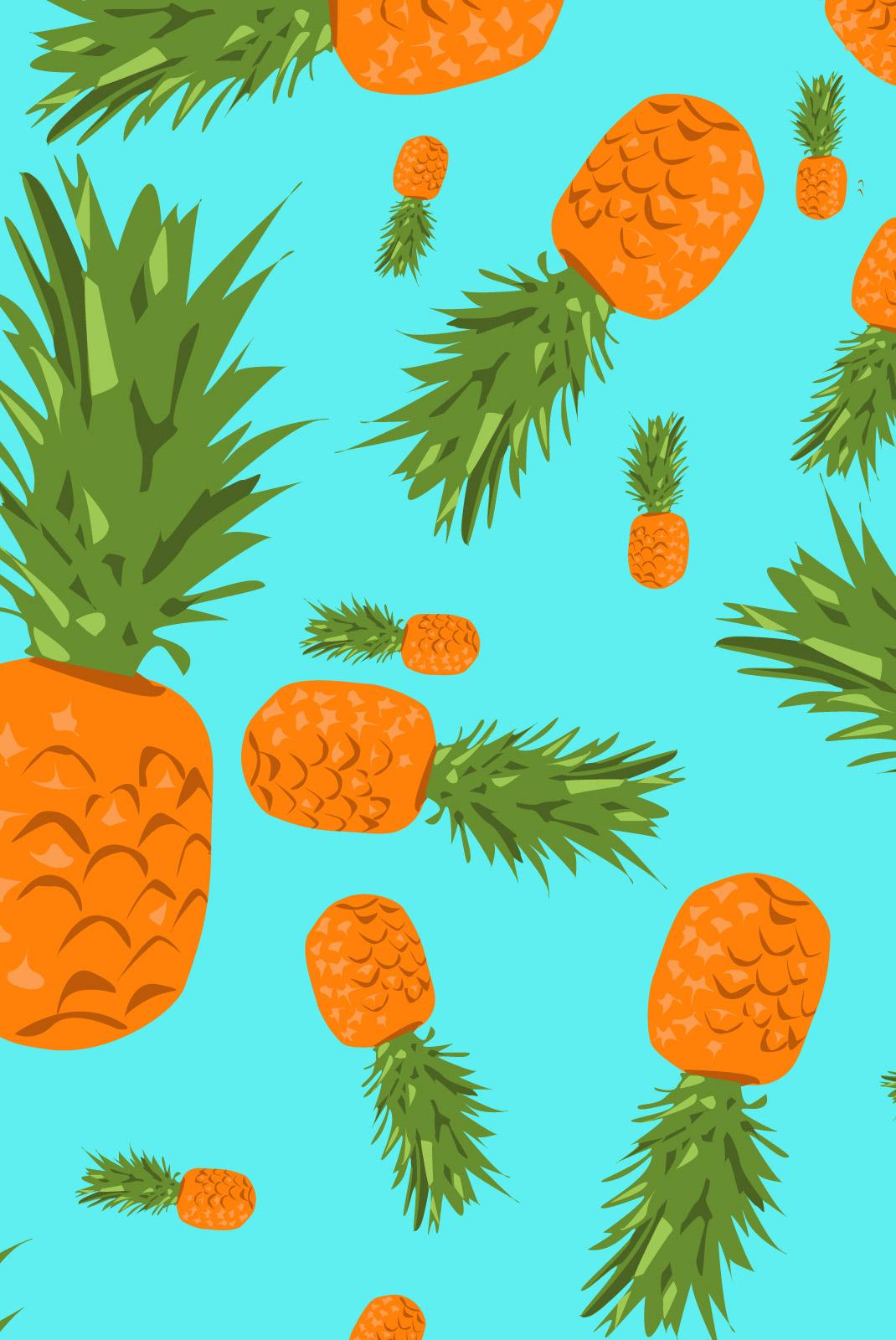 Fond d 39 cran ananas hd fond d 39 cran hd for Fond ecran ananas