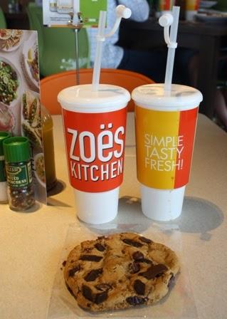 Zoes Kitchen  Cedar Park Texas Austin Dining Travel