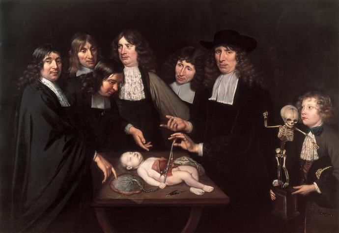 Morbid Anatomy: Public Dissections, Frederik Ruysch and the Theatrum ...