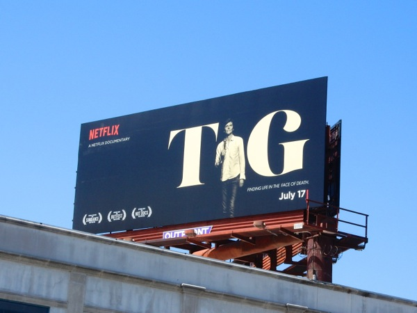 Tig documentary billboard