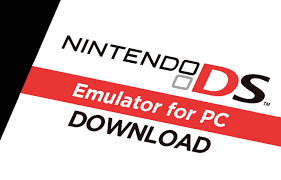 Nintendo DS Emulator for PC Windows 10/7/8.1 Download