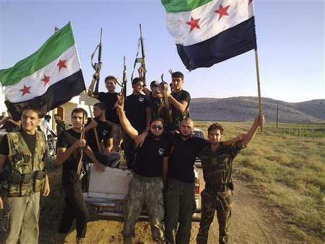 Tak Disangka, Israel Danai Pemberontak Suriah