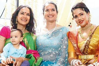Sushama Reddy Family Husband Son Daughter Father Mother Marriage Photos Biography Profile.