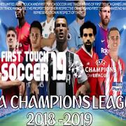 Fts 19 Mod Uefa Champions League Terbaru 2019