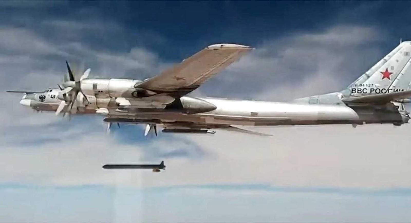 Rudal jelajah X-101 Rusia dilengkapi dengan kompleks EW