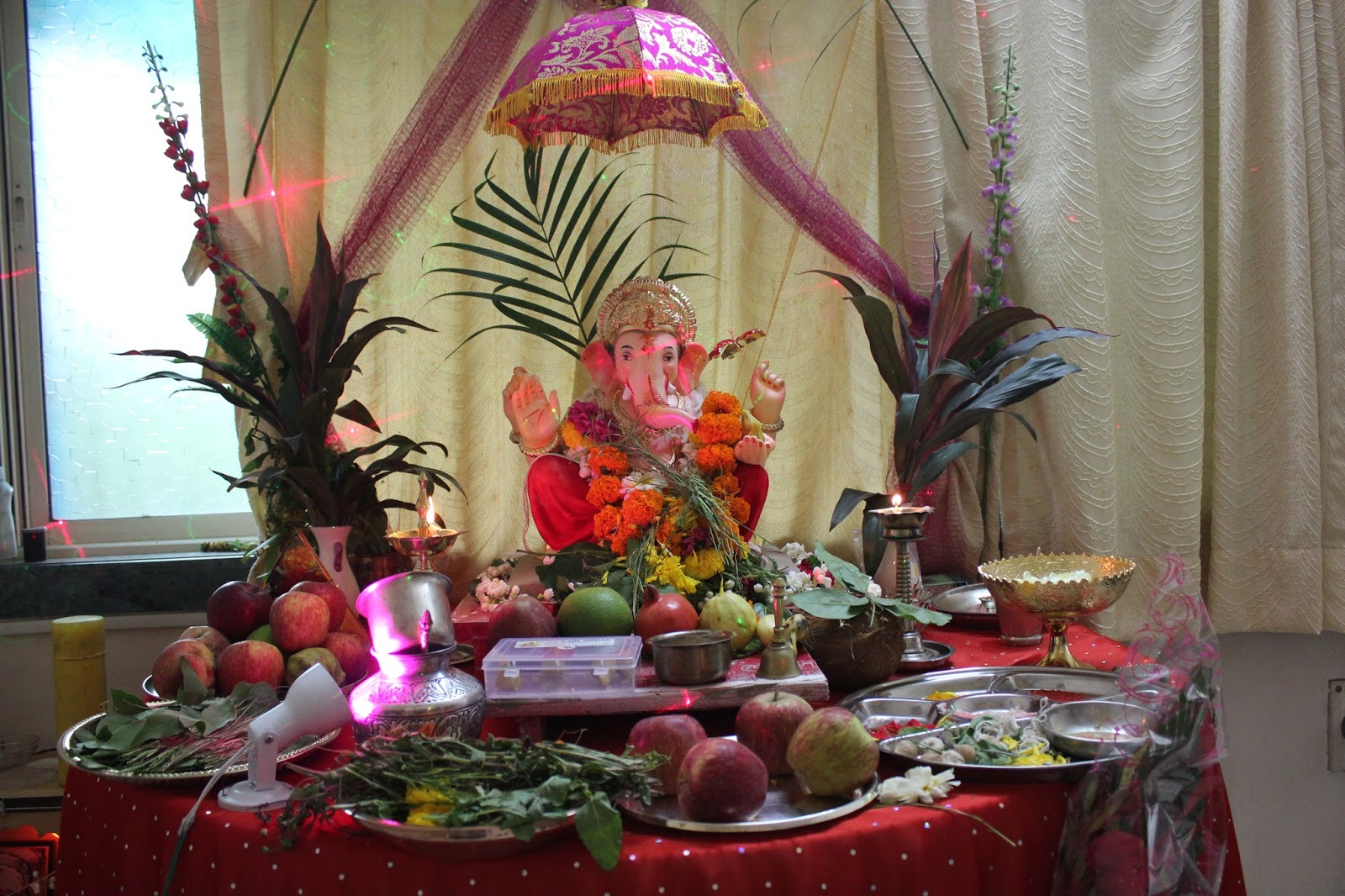 home decoration ideas for ganesh chaturthi expatliv welcome lord ganesha happy ganesh chaturthi 13418