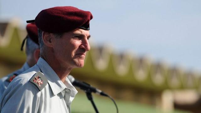 Subjefe de personal, Maj. El General Yair Golan | Crédito: Rami Shlush