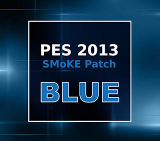PES 2013 SMoKE Patch Blue